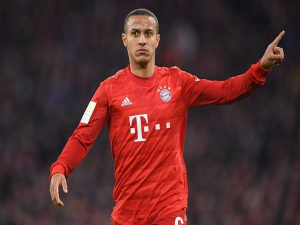 Tin CN 31/8: Manchester United đấu Liverpool giành Thiago