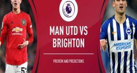 Nhận định kèo Brighton vs Manchester Utd, 01h45 ngày 01/10
