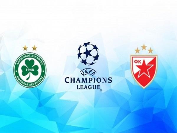 Nhận định kèo Omonia Nicosia vs Crvena Zvezda, 22h00 ngày 16/09