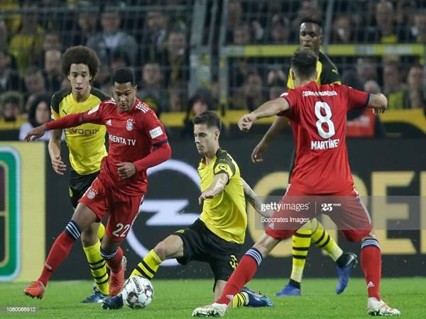 Nhận định tỷ lệ Borussia Dortmund vs Bayern Munich (1h30 ngày 1/10)