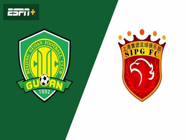 Nhận định Shanghai SIPG vs Beijing Guoan, 19h00 ngày 25/9