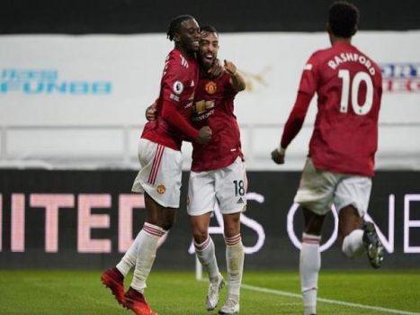 Bóng đá Anh 19/10: MU vùi dập Newcastle với tỷ số khủng