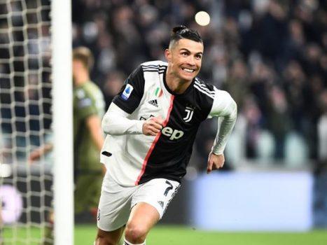 Bóng đá Italy 23/10: Ronaldo thu nhập khủng ở Serie A
