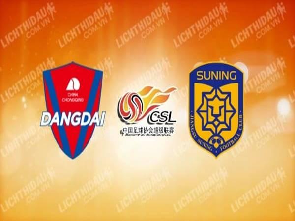 Nhận định Chongqing Lifan vs Jiangsu Suning, 18h35 ngày 19/10