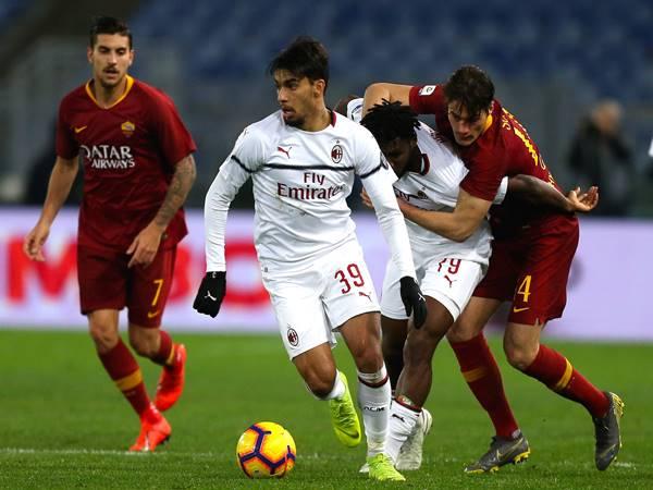 Nhân định trận đấu AC Milan vs AS Roma (2h45 ngày 27/10)