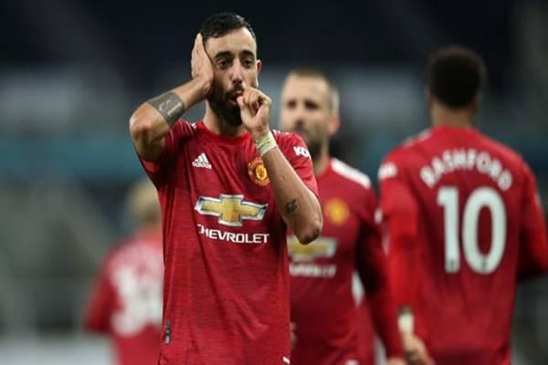 Bóng đá Anh tối 21/11: Bruno đang là cái tên quan trọng nhất của MU