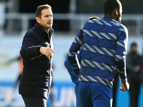 Tin bóng đá 23/11: Frank Lampard lý giải việc chọn Rudiger thay Silva