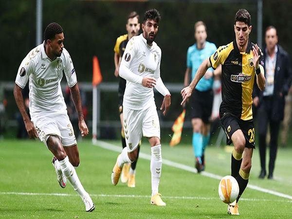 Nhận định AEK Athens vs Sporting Braga, 0h55 ngày 4/12