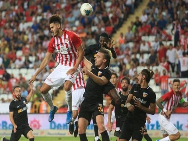 Nhận định Antalyaspor vs Kayserispor (23h00 ngày 21/12)