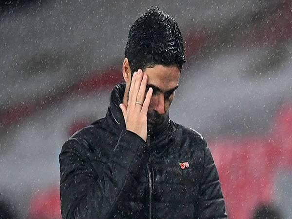 Tin bóng đá 14/12: HLV Arteta vẫn được khen ngợi dùa thua trận