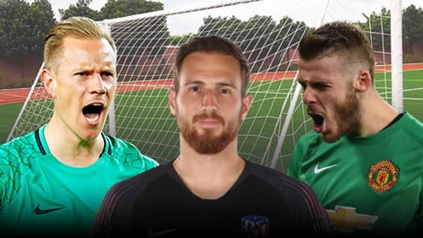 Top 5 thủ môn đắt giá nhất thế giới hiện nay