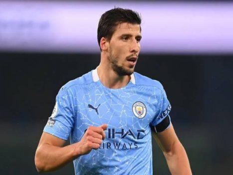 Tin bóng đá Anh 22/2: Ruben Dias được ví như 'Vidic của Man City'