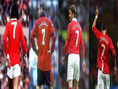 Ý nghĩa số áo trong bóng đá