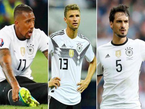 Bóng đá Anh sáng 1/3: Muller, Hummels, Boateng có thể đá Euro