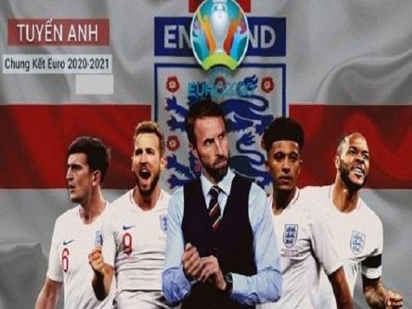 Anh đã thi đấu khá thuận lợi ở vòng loại Euro 2020