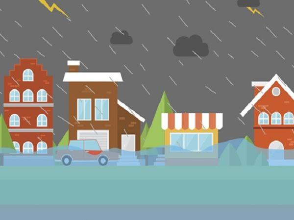 Mơ thấy lũ lụt đánh tất tay cặp số nào có khả năng đổi đời?