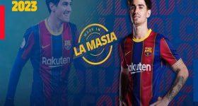 Tin bóng đá 1/4: Barcelona chính thức ký hợp đồng với sao trẻ
