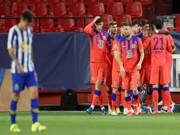 Tin bóng đá 14/4: Chelsea may mắn vào bán kết C1 dù thua Porto