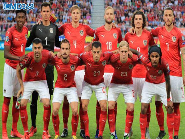 Danh sách dự kiến cầu thủ đội hình Áo giải Euro 2020 năm 2021