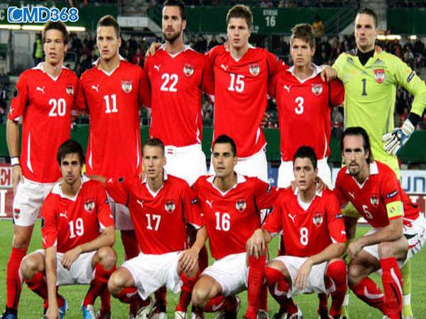 Áo thi đấu xuất sắc ở vòng loại Euro 2021