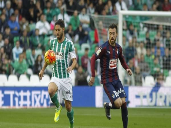 Nhận định trận đấu Eibar vs Real Betis (1h00 ngày 14/5)