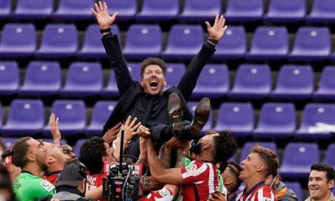 Bóng đá TBN 23/5: Diego Simeone đang thay đổi lịch sử của Atletico Madrid