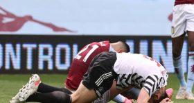 Tin bóng đá 10/5: Man United nhận hung tin sau trận thắng Aston Villa