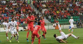 Nhận định trận đấu Palestine vs Singapore (1h00 ngày 4/6)