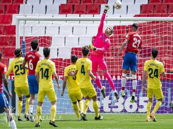 Nhận định bóng đá Villarreal vs Granada (1h00 ngày 17/8)
