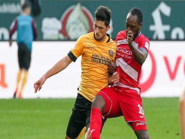 Nhận định tỷ lệ Dynamo Dresden vs Paderborn (1h45 ngày 7/8)