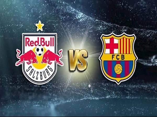Nhận định kèo RB Salzburg vs Barcelona, 0h00 ngày 5/8, GHCLB