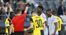 Bóng đá Anh 15/9: Quỷ đỏ thua đáng tiếc trước đội bóng yếu Young Boys