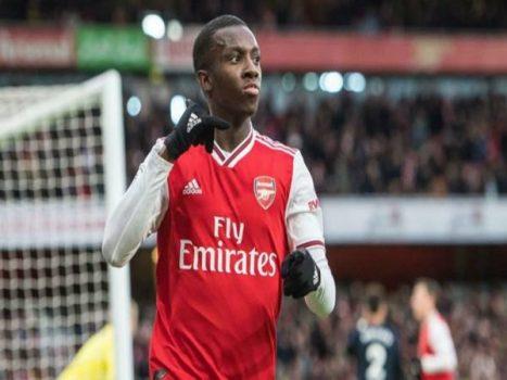Bóng đá Anh 20/9: Pháo thủ đẩy Eddie Nketiah đi bất thành