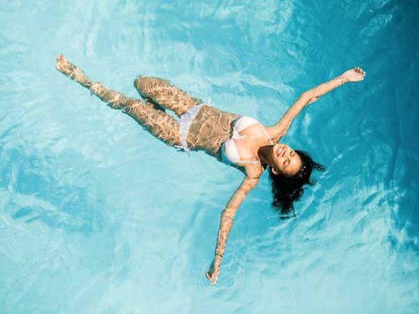 Tập bơi nổi trên mặt nước cho người mới học bơi hiệu quả nhất