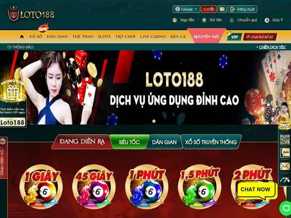 Trang web đánh xổ số lô tô uy tín nhất Việt Nam