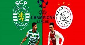 Nhận định kết quả Sporting Lisbon vs Ajax, 02h00 ngày 16/9 Cup C1