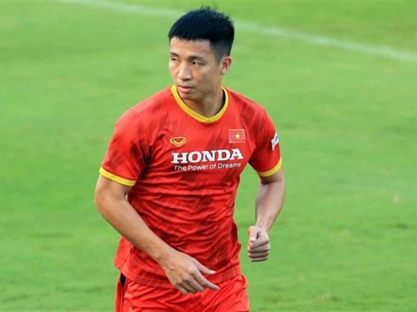 Trung vệ Bùi Tiến Dũng – Chàng trung vệ thép cản của đội tuyển Việt Nam