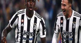 Bóng đá Ý 18/10: Juventus thắng AS Roma với tỷ số tối thiểu